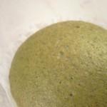 【パン】ジャンボむしケーキ宇治抹茶は抹茶が後からじわじわくる。