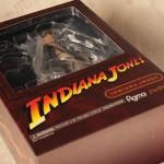 【玩具】figmaのインディ・ジョーンズが届きました。自立するのは良いですね。