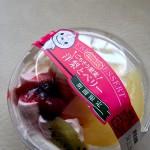 【ケーキ】ごちそう果実 洋なしとベリー~3種のクリームを味わおう